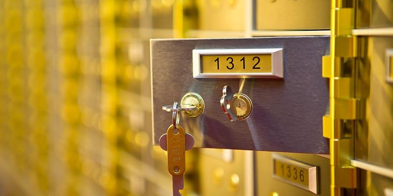 Safety Deposit Boxes Tokyo